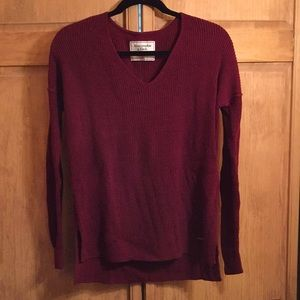 Abercrombie & Fitch Sweaters - A&F v-neck sweater sz small